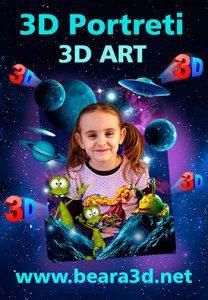 Beara 3D net